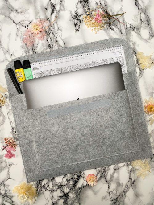 Personalisierte Computertasche