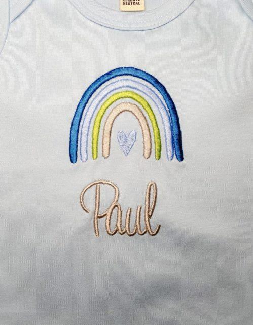 Regenbogen Shirt