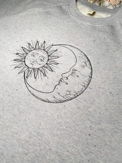 Sonne und Mond